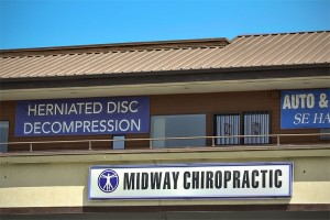 Contact Us at Midway Chiropractic