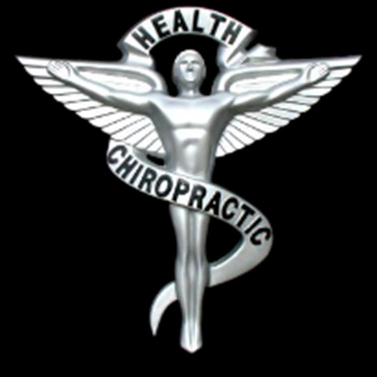 Healthy Chiropractic Emblem