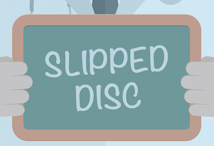 Medical Board Slipped Disc