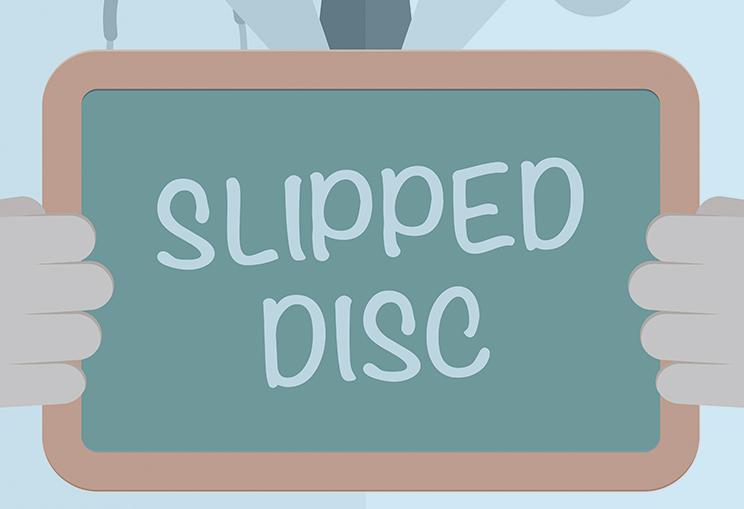 Medical Board Slipped Disc